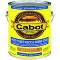 CABOT Natural Wood Toned Deck & Siding Stain Gal.