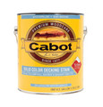 CABOT  01-1808 1G MEDIUM BASE ACYRLIC DECK STAIN