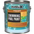 Insl-X  Rubber Based Pool Paint OCEAN BLUE 1Gal