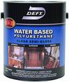 DEFT 258-01 Int/Ext Water Based Polyurethane SEMI-GLOSS - Gallon