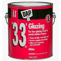 DAP® 33 Glazing Compound White / Gallon