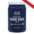 MODERN MASTERS 275278 QT BLUE SATIN FRONT DOOR PAINT PEACEFUL