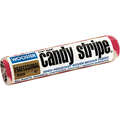 """WOOSTER R209 9"""" CANDY STRIPE 1/4"""" NAP ROLLER COVER"""