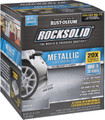RUSTOLEUM BRANDS 286893 70 OZ SILVER MET KIT