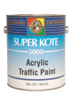 Coronado SUPER KOTE 5000 Acrylic Traffic Marking Paint WHITE (66-101) 1 Gallon