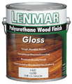 Lenmar Gloss High Solids Polyurethane (1Y.555) 1 Gallon