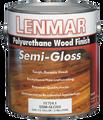Lenmar Semi-Gloss High Solids Polyurethane (1Y.724) 1 Gallon