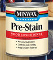 MINWAX CO INC 61851 QT PRESTAIN FOR WATER BASE