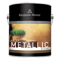 Benjamin Moore Latex Metallic Glaze 62001 PEARLESCENT WHITE Quart