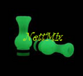 Ming Glow in the Dark Drip Tip Mouth Piece 510