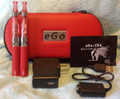 eGo Clear Beauty Full Kit Red