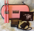 eGo Clear Beauty Full Kit Pink