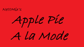 Apple Pie A La Mode