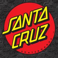 Classic Santa Cruz Dot Banner