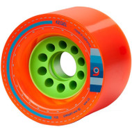 Orangatang Kegel 80mm Longboard Wheels - Orange - 80A