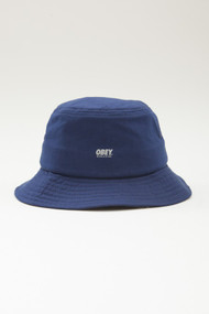 OBEY Traverse Bucket Hat - Navy