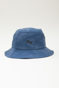 OBEY Haight Bucket Hat - Navy