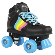 Rookie Roller-skates - Forever Rainbow - Black/Multi