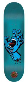 Santa Cruz Pro Deck Screaming Hand Seven Six 7.6""