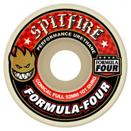 Spitfire Formula Four Wheels Conical Full Red