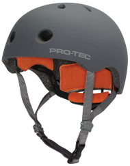 Pro-Tec Helmet - City Lite - Rubber Grey
