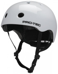 Pro-Tec Helmet - City Lite - Gloss White