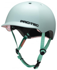 Pro-Tec Helmet - Riot Street - Satin Light Blue