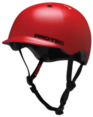 Pro-Tec Helmet - Riot Street - Blood Orange