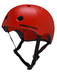 Pro-Tec Helmet - Street Life - Satin Blood Orange
