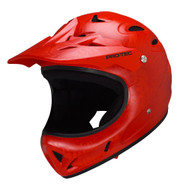 Pro-Tec Helmet Shovelhead II - Red Feather