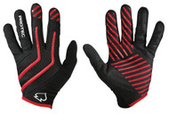 Pro-Tec Gloves - Hands Down - Red