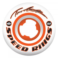 Ricta Wheels - Speedrings Asta 81b - White/Orange