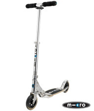 Micro Flex Adult's Scooter - Aluminium Polished
