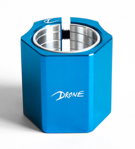 Drone Didi Hive Double Clamp - Blue
