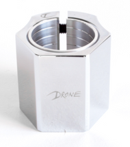 Drone Didi Hive Double Clamp - Chrome