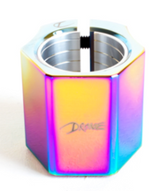 Drone Didi Hive Double Clamp - Neo Chrome