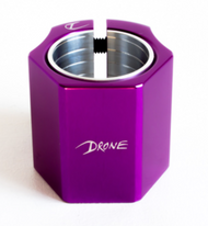 Drone Didi Hive Double Clamp - Purple