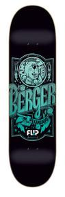"Flip Pro Deck Iconoclastics - Berger 8"""