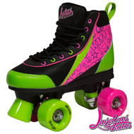 Luscious Retro Quad Skates - Delish