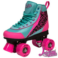 Luscious Retro Quad Skates - Summer Dayz