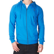 Volcom Timelight Ultra Slim Zip Hoody French Blue