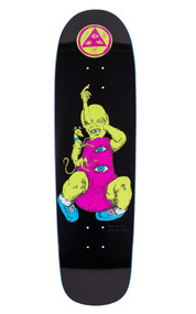 Welcome Skateboards - Baby - Planchette (Black)