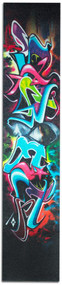 Sacrifice Grip Tape Sheets - Graffiti