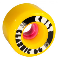 Cult Wheels Classic 66mm - Yellow