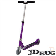 JD Bug Street 150 Scooter - Purple