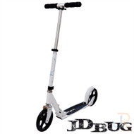 JD Bug Street 200 Scooter - Pepper White