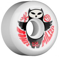 Bones Wheels SPF Miller Owl 58mm