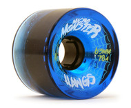 Hawgs Wheels Micro Monster Hawgs - 15 78A - 63mm - Blue
