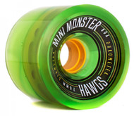 Hawgs Wheels Mini Monster Hawgs 15 - 80A - 70mm Green