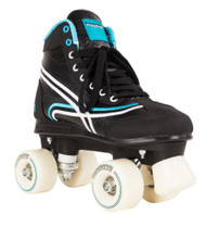 Rookie Rollerskates NuWave - Black/Blue